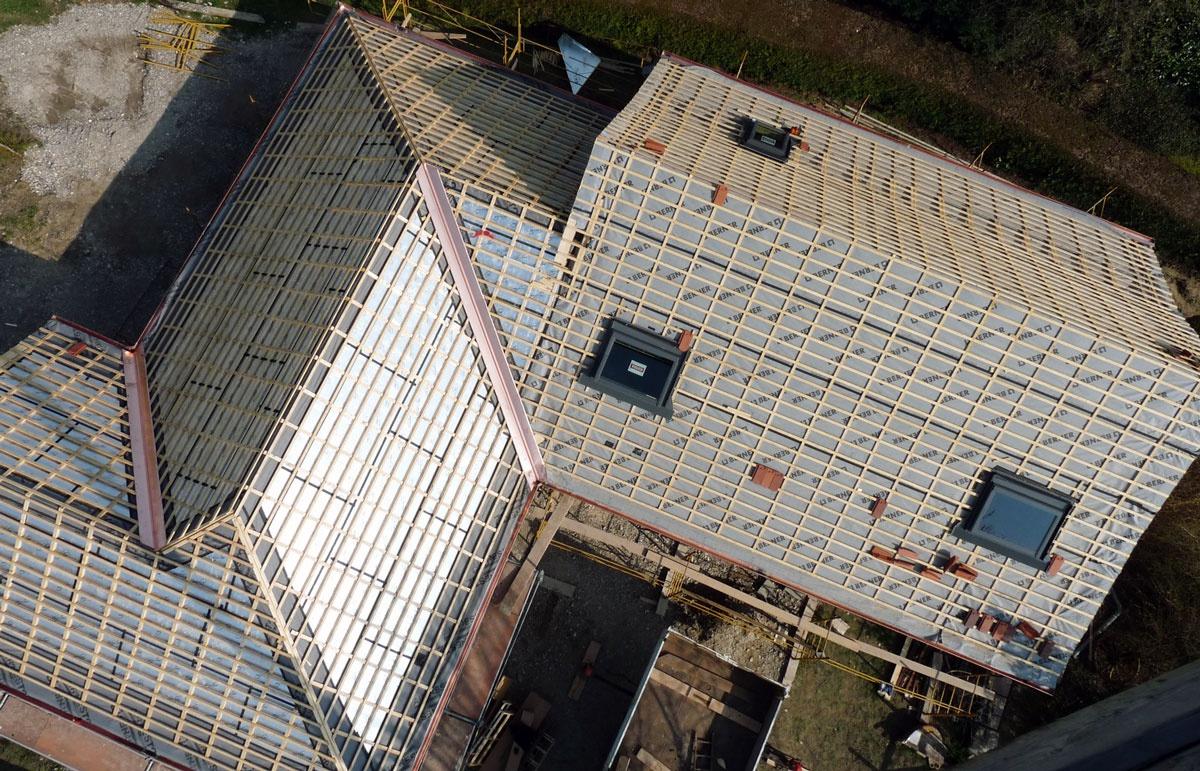 Couverture toiture zinguerie